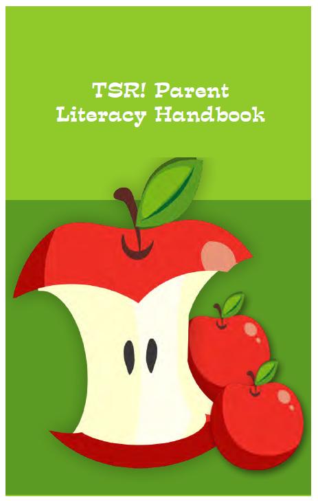 Parent Literacy Bag English
